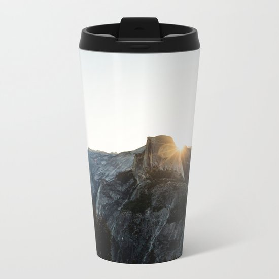 Beautiful Yosemite Metal Travel Mug