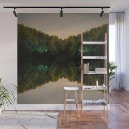 Perfect Reflection Wall Mural