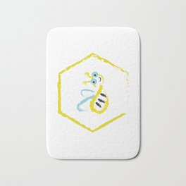 Busy bee Bath Mat