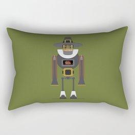 It's a Robot, Pilgrim Rectangular Pillow