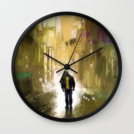 Luke Cage Wall Clock