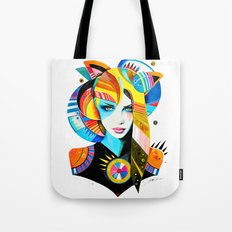-Native Girl- Tote Bag
