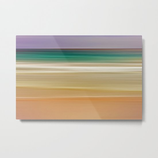 SEA-DUCTION Metal Print