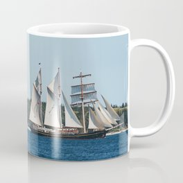 Tall Ship Gulden Leeuw Coffee Mug
