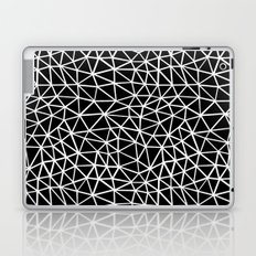 Seg R Black Laptop & iPad Skin