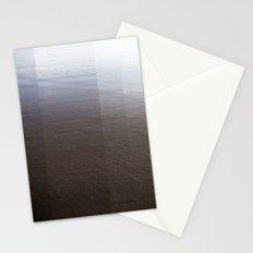 Black Sands I Stationery Cards