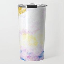 fantasy watercolor Travel Mug