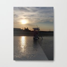 Forgotten Summer Metal Print