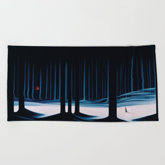 Coronation Beach Towel