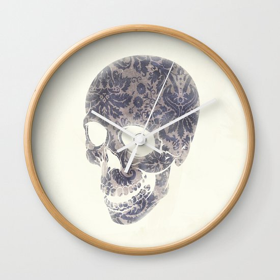 New Skin (alternate) Wall Clock