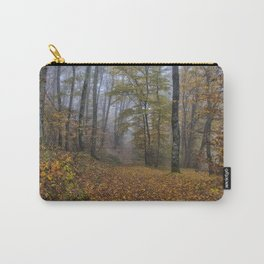 THE AUTUMN WOOD Carry-All Pouch