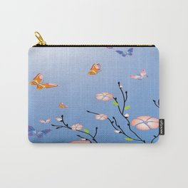 Art Flowers V16 Carry-All Pouch