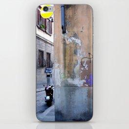 Firenze Graffiti iPhone Skin