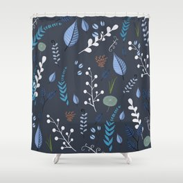 floral dreams 2 Shower Curtain