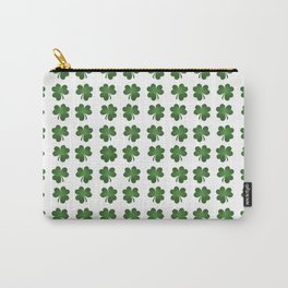 Find The Four Leaf Clover Carry-All Pouch