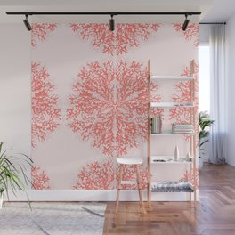 Living Corals Wall Mural