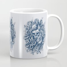 Mermaid Skull 2 Mug