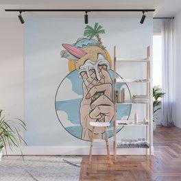 Food Wall Mural