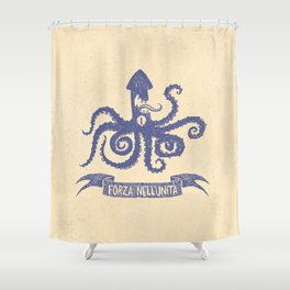 forza nell'unità-strength in unity Shower Curtain