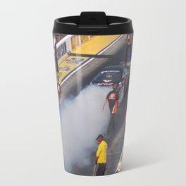 Smoking Rubber Travel Mug