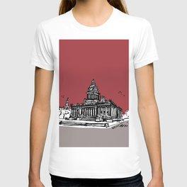Leeds Town Hall T-shirt