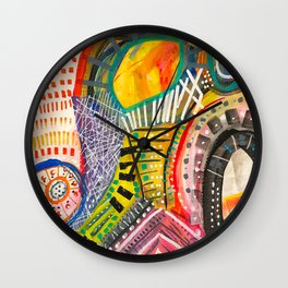 The Scream 2017 Wall Clock