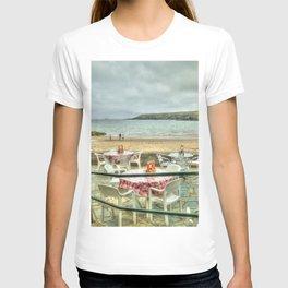 Cafe on the Beach T-shirt
