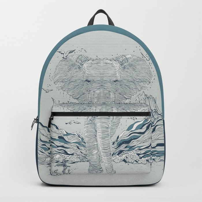 THE OCEAN SPIRIT Backpack