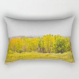 Theodore Roosevelt National Park North Unit, North Dakota 10 Rectangular Pillow