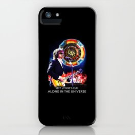 Jeff Lynne's ELO Tour iPhone Case