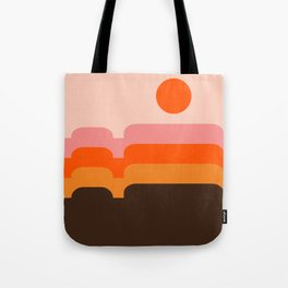 Honey Hills Tote Bag