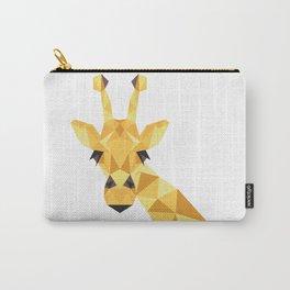 a giraffe Carry-All Pouch