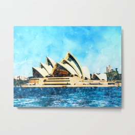 Sydney, Australia Metal Print