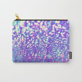 Colorful Mermaid Lights Carry-All Pouch