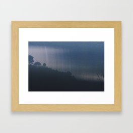 Griffith Dark Framed Art Print