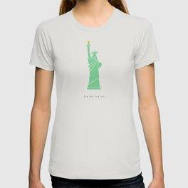 New York City, NYC, Lady Liberty T-shirt