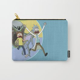 Run, Morty, Run! Carry-All Pouch