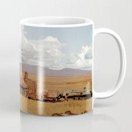 Train Going Nowhere Coffee Mug