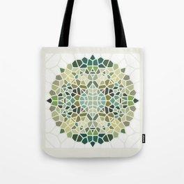Herbal Tea - Voronoi Tote Bag