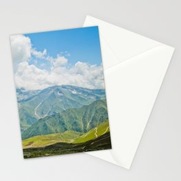 Mountains of Kashmir Stationery Cards