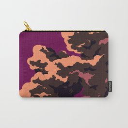 sky on fire Carry-All Pouch