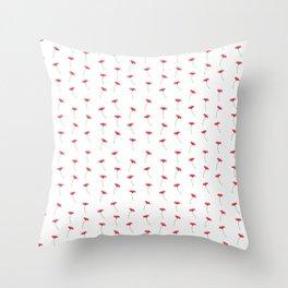 Floretes Throw Pillow