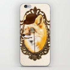 Mr Fox iPhone & iPod Skin