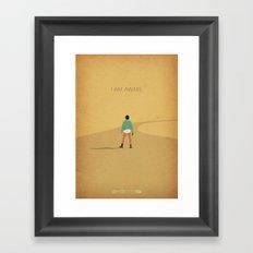 Breaking Bad - Pilot Framed Art Print
