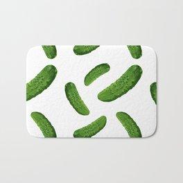 pickles pattern Bath Mat