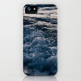 Liquid Sunset iPhone Case