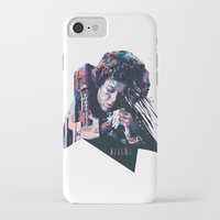 ripley iPhone & iPod Cases featuring Ellen Ripley : HARD ACTRESS by mergedvisible