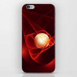 Lead Me Into Temptation iPhone Skin