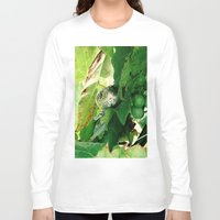 snake Long Sleeve T-shirts featuring Snake by Stecker Photographie