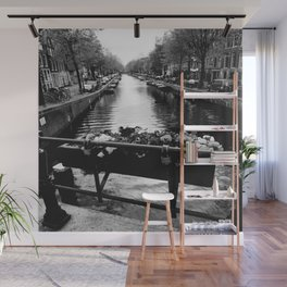 Serenity in Amsterdam Wall Mural